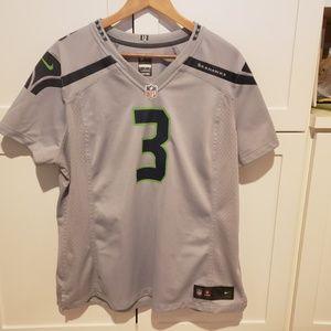 Seattle Seahawks Russell Wilson Jersey Women's 2XL